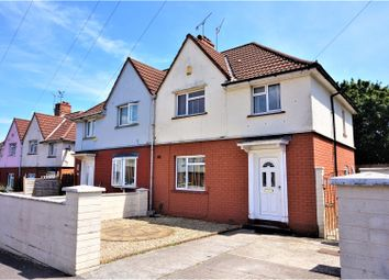 Thumbnail 3 bed semi-detached house for sale in Cavan Walk, Knowle