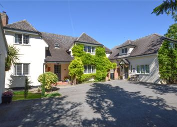 Thumbnail 7 bed detached house for sale in Newport Road, Saffron Walden, Essex