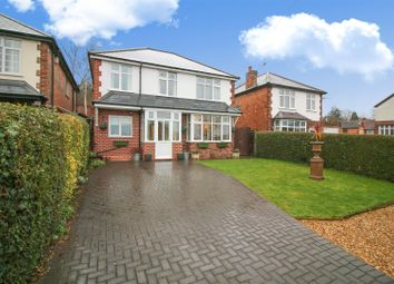 Thumbnail 4 bed detached house for sale in Nottingham Road, Lowdham, Nottingham