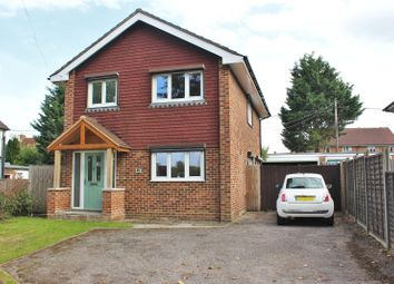 Shawfield Road, Ash, Surrey GU12. 4 bed detached house
