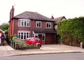 Thumbnail 4 bed detached house for sale in Welford Road, Wigston, Leicester, Leicestershire