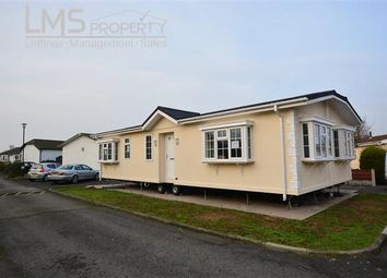 Thumbnail 2 bed mobile/park home for sale in Forest Road Park, Forest Road, Oakmere