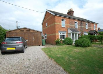 Thumbnail 4 bed cottage for sale in China Lane, Bulphan, Upminster