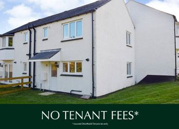 Thumbnail 2 bedroom semi-detached house to rent in Chudleigh, Newton Abbot, Devon