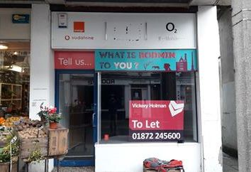 Thumbnail Retail premises to let in 23A, Fore Street, Bodmin, Cornwall