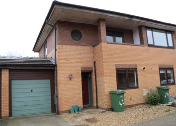 Thumbnail 3 bedroom semi-detached house to rent in Chardacre, Two Mile Ash, Milton Keynes