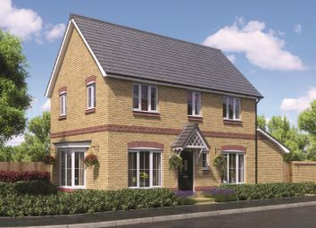 Thumbnail 3 bed detached house for sale in New Houses, Aston Road, Shifnal
