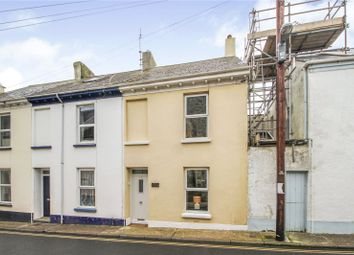 Thumbnail 3 bed terraced house for sale in Cross Street, Northam, Bideford