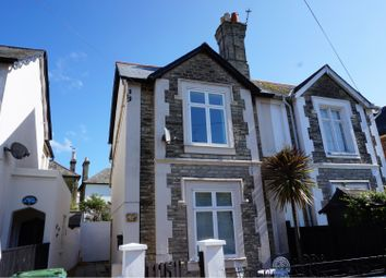 Thumbnail 3 bed semi-detached house for sale in Simeon Street, Ryde