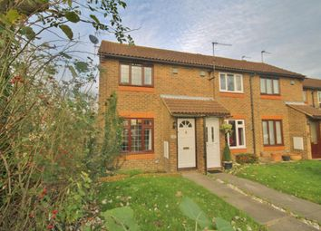 Thumbnail 1 bed end terrace house to rent in Douglas Road, Stanwell Village, Middlesex