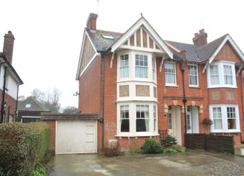 Thumbnail 5 bed semi-detached house for sale in Old Road, Frinton-On-Sea
