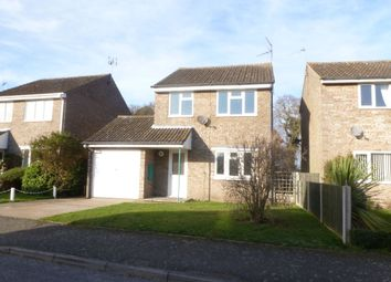Thumbnail 3 bed detached house to rent in Kingfisher Crescent, Reydon, Southwold