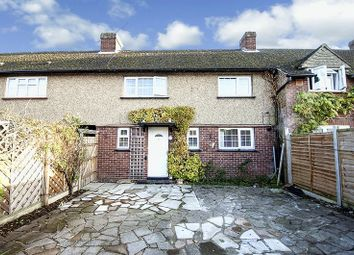Thumbnail 4 bed terraced house for sale in Southdown Road, Hersham, Walton-On-Thames