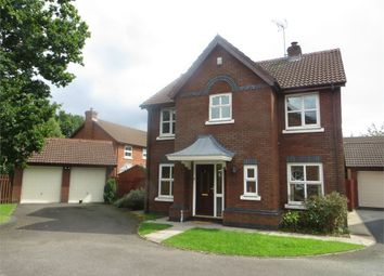 Thumbnail 4 bed detached house to rent in Rushbury Close, Shirley, Solihull