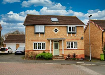 Thumbnail 4 bed detached house for sale in Healdfield Court, Castleford