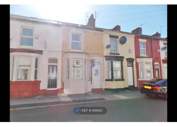 Thumbnail 2 bed terraced house to rent in Hinton Street, Liverpool