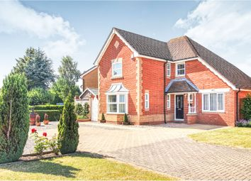 Thumbnail 4 bed detached house for sale in Wertheim Way, Stukeley Meadows, Huntingdon