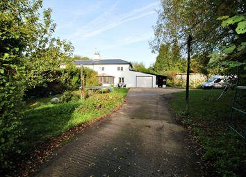 Thumbnail 3 bedroom semi-detached house for sale in Old Kempshott Lane, Basingstoke