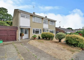Thumbnail 3 bed semi-detached house for sale in Claremont Road, Wivenhoe, Colchester, Essex
