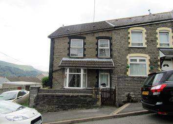 Thumbnail 2 bed end terrace house for sale in Thomas Street, Mountain Ash