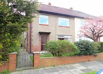 Thumbnail 3 bed semi-detached house for sale in Tavistock Place, Jarrow