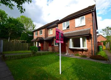 Thumbnail 3 bedroom end terrace house for sale in Aylwin Court, Telford