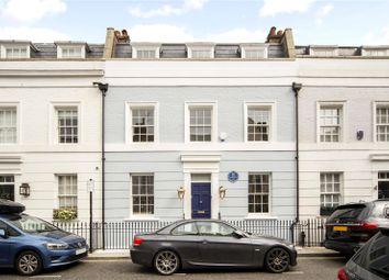 Thumbnail 4 bed terraced house for sale in Burnsall Street, Chelsea, London