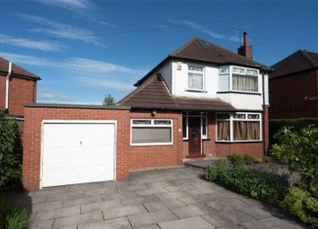 Thumbnail 4 bedroom detached house for sale in Chelwood Drive, Leeds, West Yorkshire