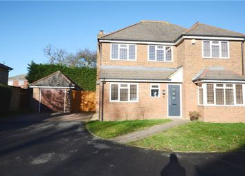 Thumbnail 4 bed detached house for sale in Orchard Road, Farnborough, Hampshire