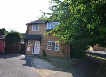 Thumbnail 3 bed detached house for sale in Hadrians Way, Abbeymead, Gloucester