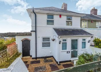 Thumbnail 2 bedroom semi-detached house for sale in Laira, Plymouth, Devon