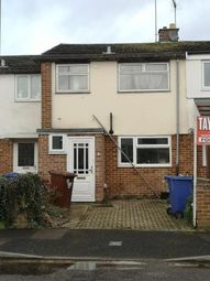 Thumbnail 3 bedroom terraced house for sale in Chichester Close, Bicester, Oxfordshire