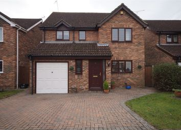 Thumbnail 4 bed detached house for sale in Swepstone Close, Lower Earley, Reading, Berkshire