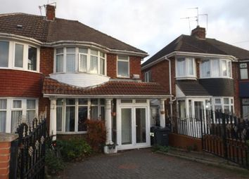Thumbnail 3 bedroom semi-detached house for sale in Ryde Park Road, Rubery, Rednal, Birmingham