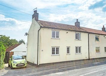 Thumbnail 2 bed semi-detached house for sale in Main Street, Beeford, Driffield, East Riding Of Yorkshire