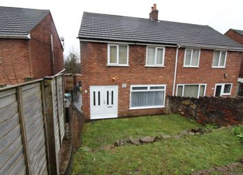 3 bed semi-detached house for sale in Cedar Road, Pentwyn, Crumlin, Newport NP11