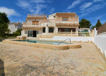 Thumbnail 7 bed chalet for sale in Calpe, Alicante, Spain