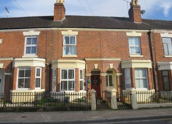 Thumbnail 3 bed terraced house for sale in Carter Street, Uttoxeter