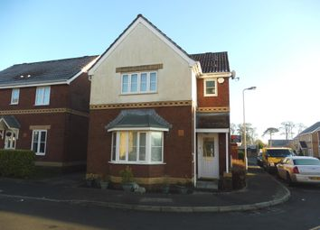 Thumbnail 3 bed detached house for sale in Fairplace Close, Bridgend