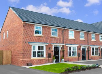 "Thumbnail 3 bed end terrace house for sale in ""Archford"" at Bridlington Road, Stamford Bridge, York"