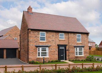 "5 bed detached house for sale in ""Henley"" at Alton Way, Littleover, Derby DE23"