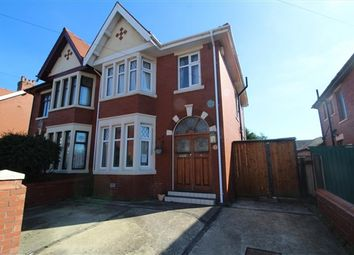 Thumbnail 3 bed property for sale in Riversway, Blackpool