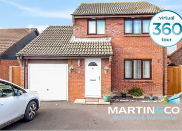 Arundell Close, Westbury BA13. 3 bed detached house for sale