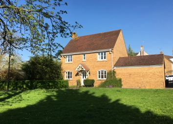 Thumbnail 4 bedroom detached house for sale in Boatman Close, Oakhurst, Swindon
