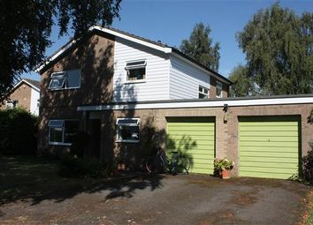 Thumbnail 4 bedroom detached house to rent in Westmeare, Hemingford Grey, Huntingdon