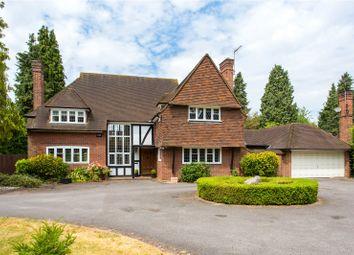 Thumbnail 5 bed detached house to rent in Wayside Gardens, Gerrards Cross, Buckinghamshire