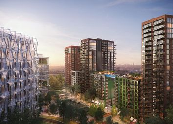 Thumbnail 1 bed flat for sale in Legacy Building, Embassy Gardens, Nine Elms
