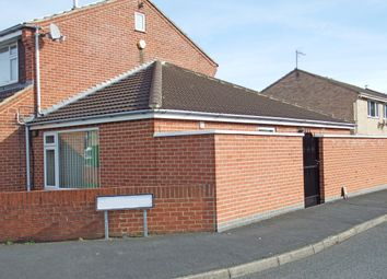 Thumbnail 1 bed semi-detached bungalow to rent in Braddon Road, Loughborough