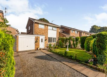 Thumbnail 3 bed detached house for sale in Tower Green, Fulwood, Preston