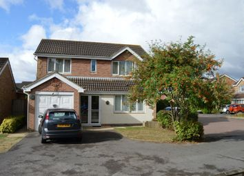 Thumbnail 4 bed property for sale in Bluebell Road, Wick-St-Lawrence, Weston-Super-Mare